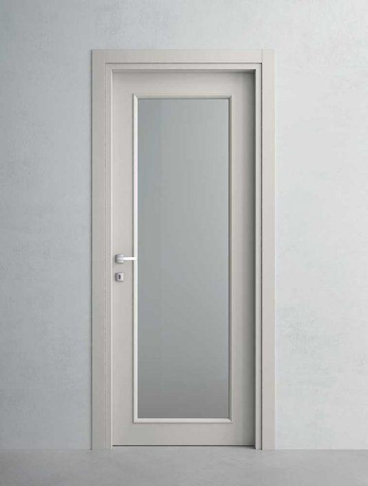 Esempio di realizzazione di una porta da interno