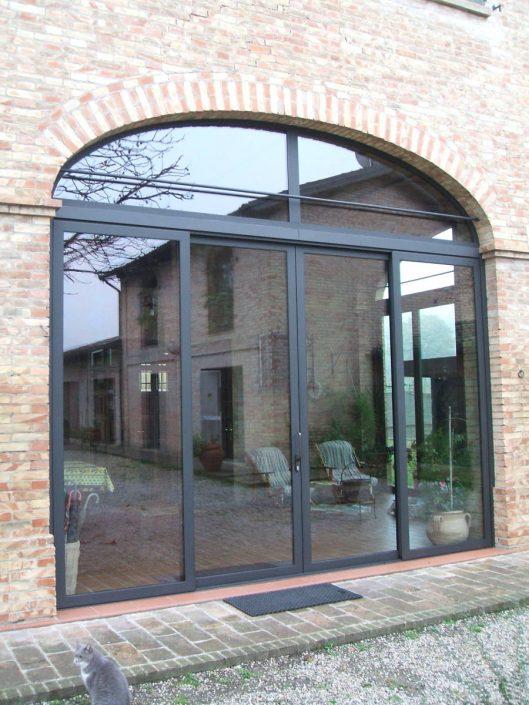 Realizzazione di veranda su misura